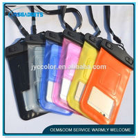Universal high quality waterproof pocket for cell phone