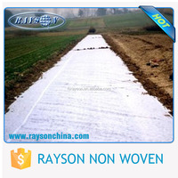 UV stabilized pp spunbond nonwoven agricultural mulch film
