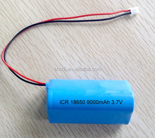 Universal rechargeable battery pack 3.7V lithiumion battery pack