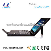 mini bluetooth keyboard case with touchpad