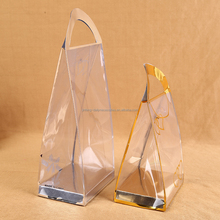 High-quality goods PVC clear folding plastic packaging box