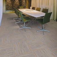 Machine Made Carpet Tiles Supplier from China