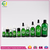 NEW design 200 ml glass essential oil bottle