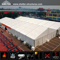 2015 Latest design heated event tent