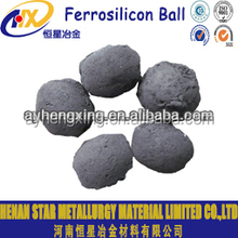 Different size or specialized size ferro silicon 72 ball