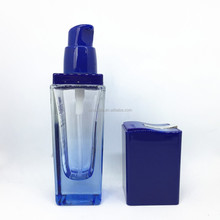 115ml cosmetic glass bottle with spary