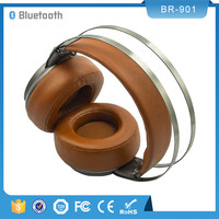 Shenzhen factory supply high quality mobilephone accessories wireless stereo branded bluetooth headphones