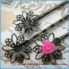 2013 TOP Sell high quality hairpin & crystal bobby pins