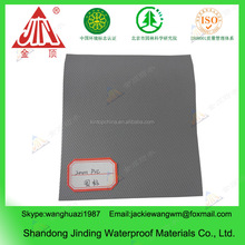 2.0mm homogeneous pvc waterproof membrane for roofing