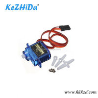 KEZHiDA-40 SG90 Micro Servo Motor 9G RC Robot Helicopter Airplane Boat Controls for Airplane Car Special promotions
