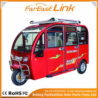 hot selling electric tricycle TCC with passenger seat on sale