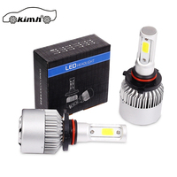 factory supply 9005 hb3 9006 hb4 h11 h4 h7 Led h1 h3 auto car led headlight 6000K light bulbs car accessories led headlight