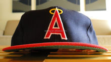 2015 Anaheim California Angels Snapback Hat Cap