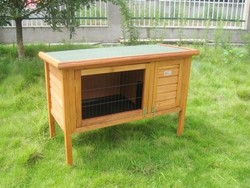 1040mm* 500mm *750mm Rabbit/chicken/cat /pets wooden hutch/cage