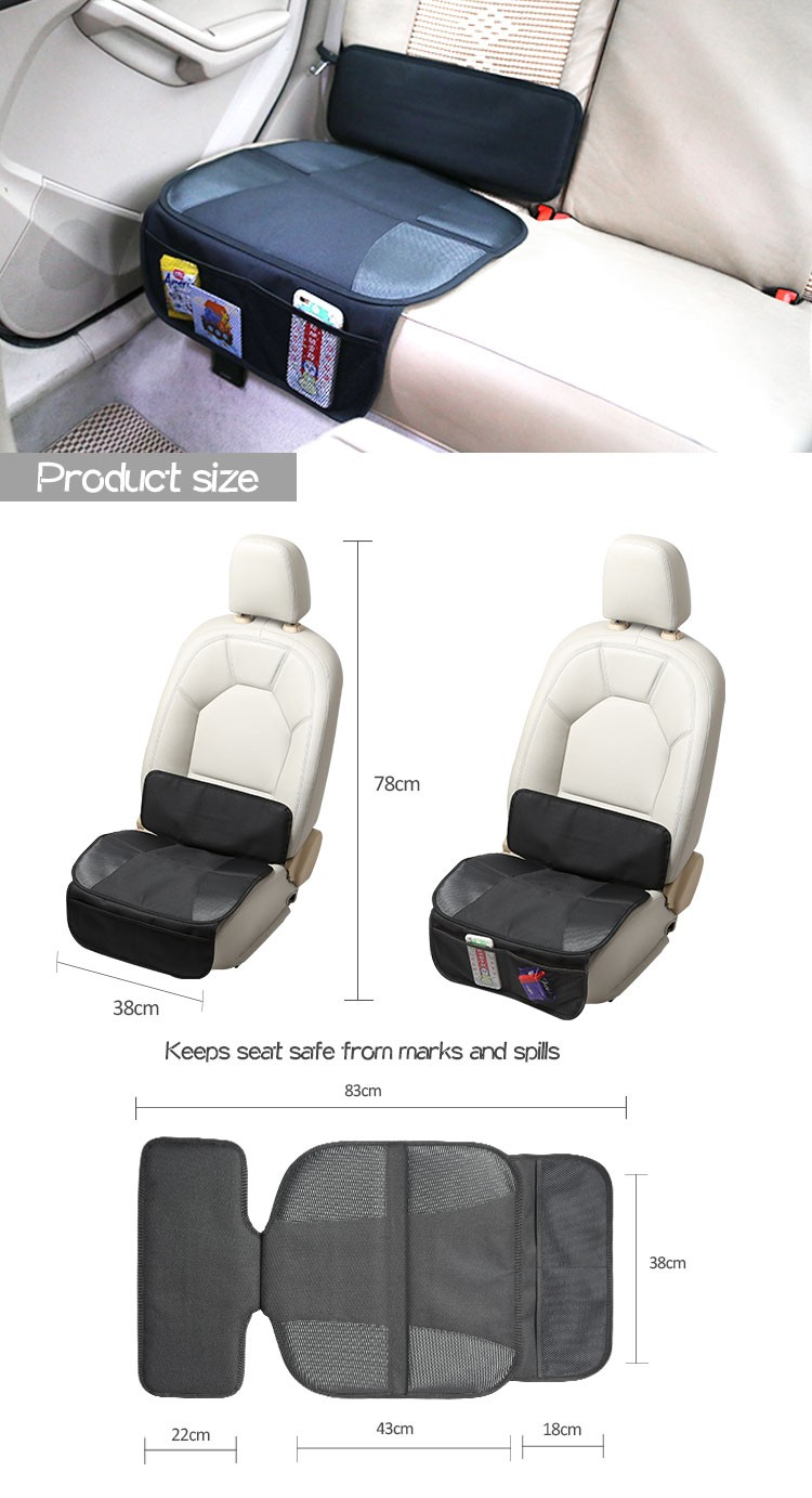 2018 NEW Baby And Infant Safety Seat Car Protector