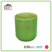 Pretty colors simple design plastic cocktail cup