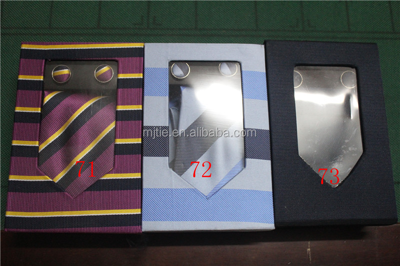 Luxury Necktie Bow Tie Packaging Box