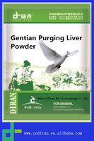 Traditional Chinese Medicine Herbal Liver Tonic Pigeon Medicine