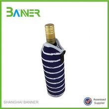 Promotional Customized Pattern Neoprene Novelty Water Bottle Cooler