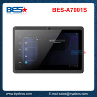 Hot selling capacitive touch screen 7 inch boxchip a13 800x480 allwinner a13 mid tablet games download free