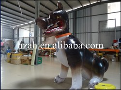 Advertising Used Dog Inflatable Doggie/Inflatable Puppy