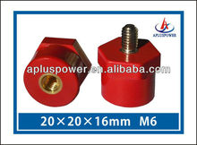Red&PF insulator for power plant