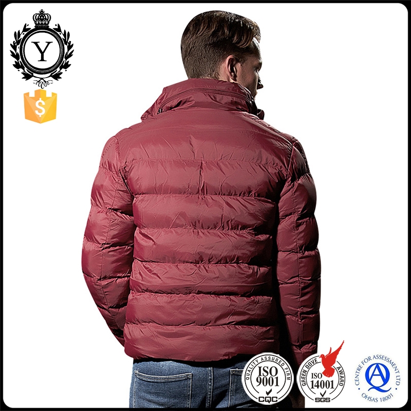 2016 custom branded ultra light outdoor biker winter clothing down coat men jacket for winters /man jacket