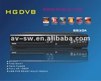 bravissimo HG S930A twin tuner MPEG 4 iks and sks