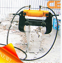 High efficient, low cost BS-HD560 small portable jaw crusher