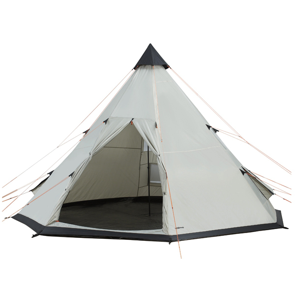 Extra large 20 person bell tent