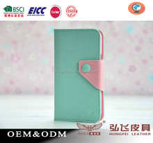 Trendy PU cellphone case for Samsung S4 Alibaba supplier