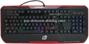 Factory Price Multiple Language Wired LED Mechnical Gaming Keyboard