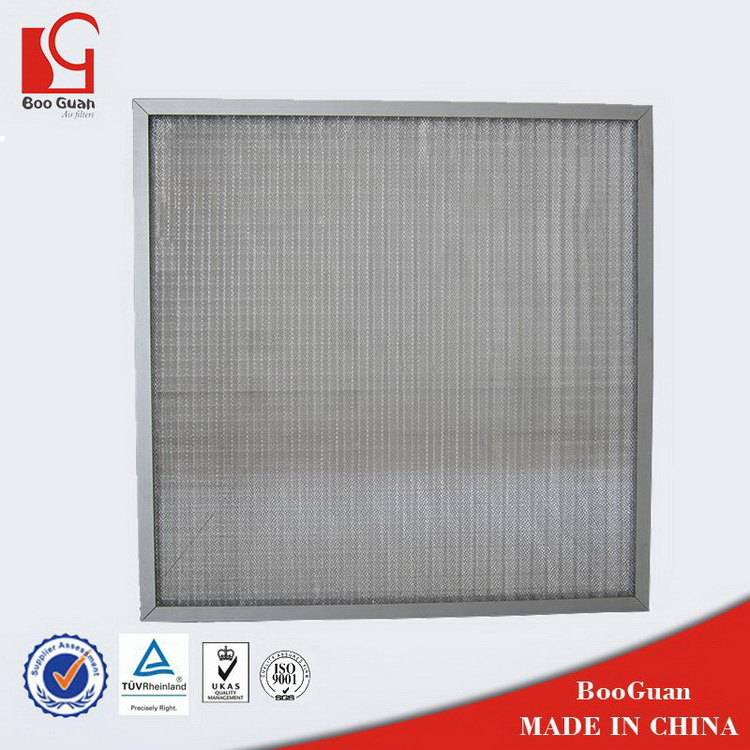Quality useful baffle washable aluminum grease filter