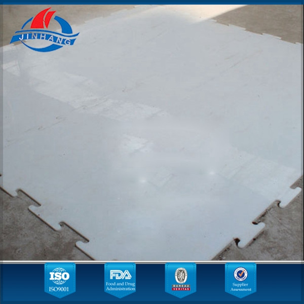 plastic rink/ synthetic ice sheet 15mm hockey mats synthetic ice sheet