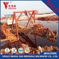 Suction Dredger Boat For Sale