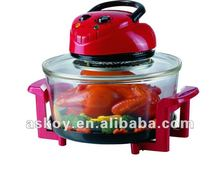 Hot Sale 2012!! 17L Halogen Convection Electric cooker (AH-D11 ) with Extender Ring // A13 APPROVED