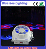 Disco dj ktv spot led light 8 eyes 3w RGBW led gobo light