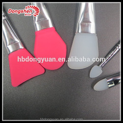 silicone makeup brush eyeliner & eyebrow sponge manufacture offer free sample