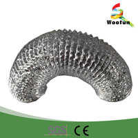 Ventilation System Kitchen Exhaust Collapsible Air Duct Manufacturer