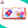 baby toy factory custom educational toy book cloth book for baby