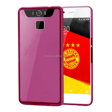 black clear pink blue grey For Gigaset me tpu case high quality factory price