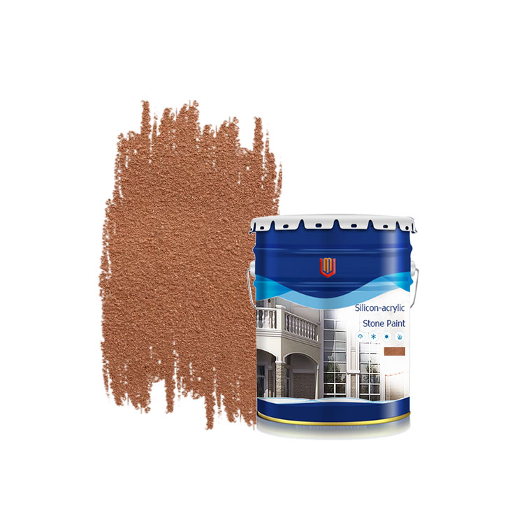 High Heat Resistant Wholesale Acrylic Water Resistant <strong>Paint</strong> Anti Stick Spray Natural Texture Stone Coating