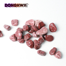 Crushed red stone, Chicked blood stone, Red rock Size 3-120mm