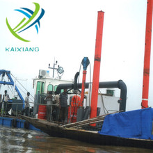 Kaixiang factory supply 18 inch cutter suction dredger for sale