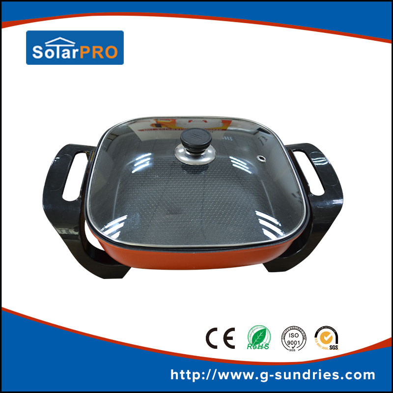 12v battery powered induction cooker/DC Electric Pan