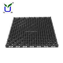 Plastic Water Drainage Board for roof garden