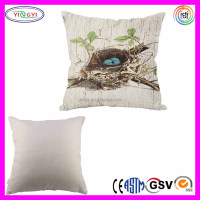 E972 Throw Pillow Case Cushion Cover Vintage Pillowcase Hidden Zipper Vintage Cushion Cover