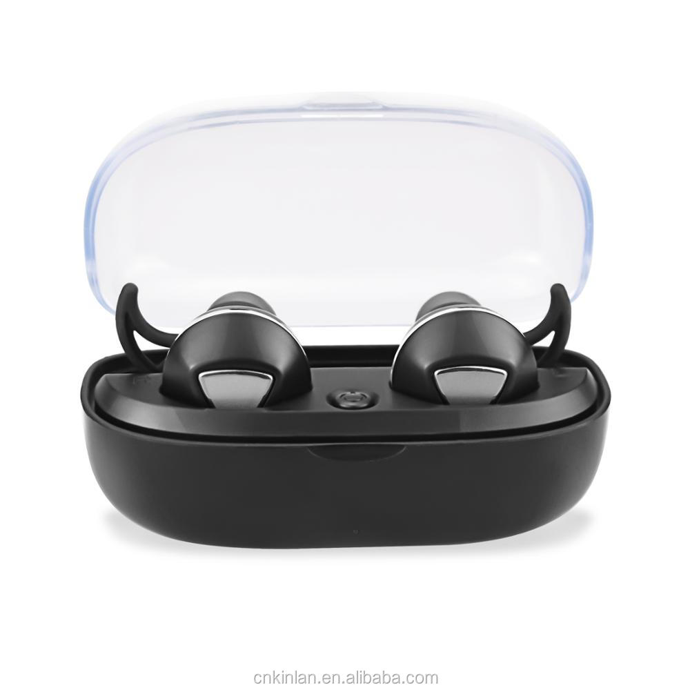 KINLAN BE1009 Best selling Bluetooth earbuds earphones headset truly wireless twin ear pieces with charging case power bank