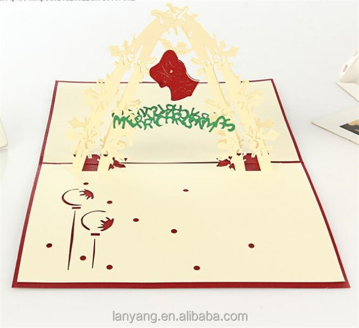 Wholesale 3d holiday greeting cards online buy best 3d holiday cheap christmas stronggreetingstrong strongcards m4hsunfo Gallery