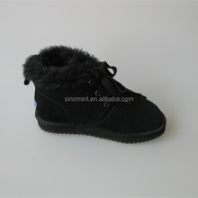 2014 best-selling cute cheap mukluk children winter boots
